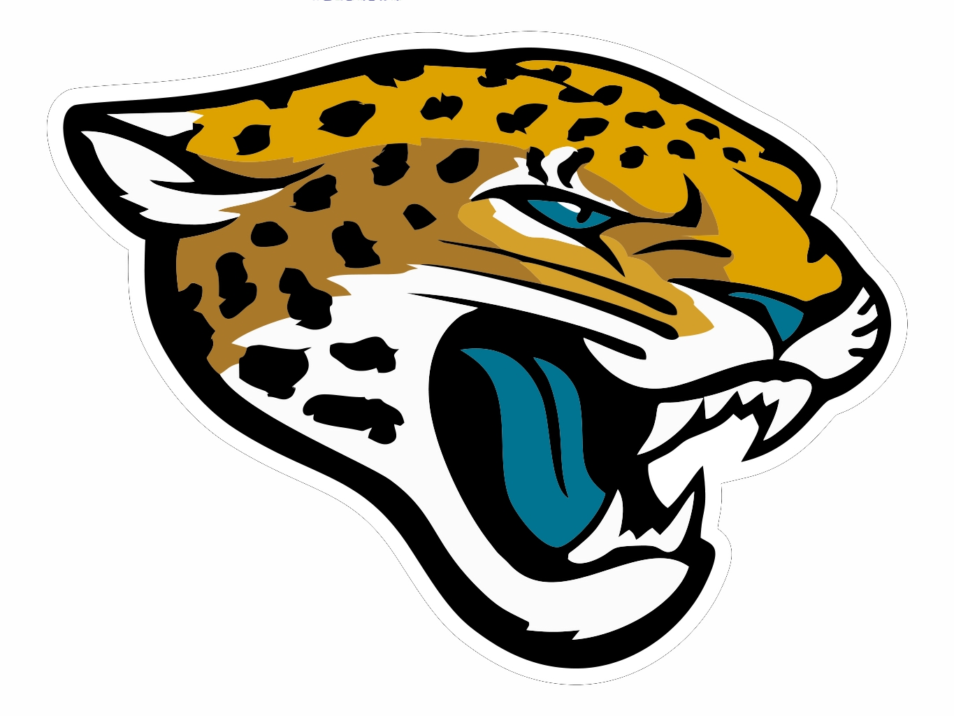 jacksonville jaguars cut free images at clkercom