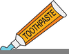 Clipart Tube Of Toothpaste Image