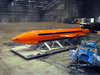 A Massive Ordnance Air Blast (moab) Weapon Image