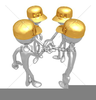 Free Clipart Maintenance Workers Image