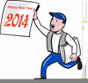 Happy New Year Clipart Free Download Image