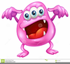 Template Monster Clipart Image