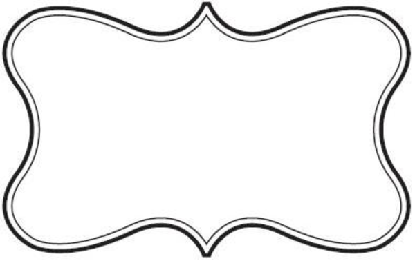 Fancy Border Clip Art Vector Online Royalty Free And ...