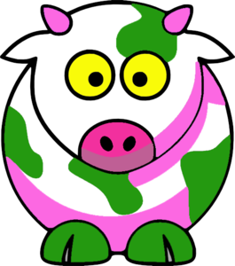 Color Cow F Image