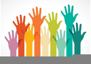 free clipart hands raised in worship free images at clker com