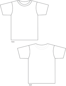 Shirttemplate Image