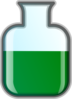 Green Bottle Clip Art