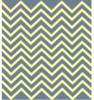 Blue Gray Yellow Chevron Clip Art
