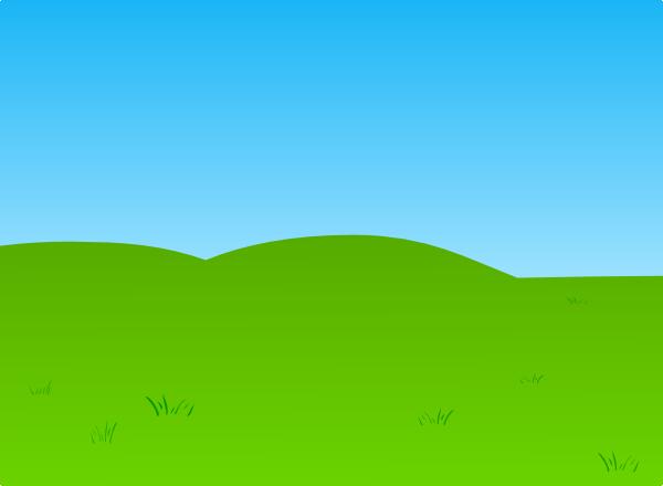 Plain Grass And Sky Clip Art at Clker.com - vector clip ...