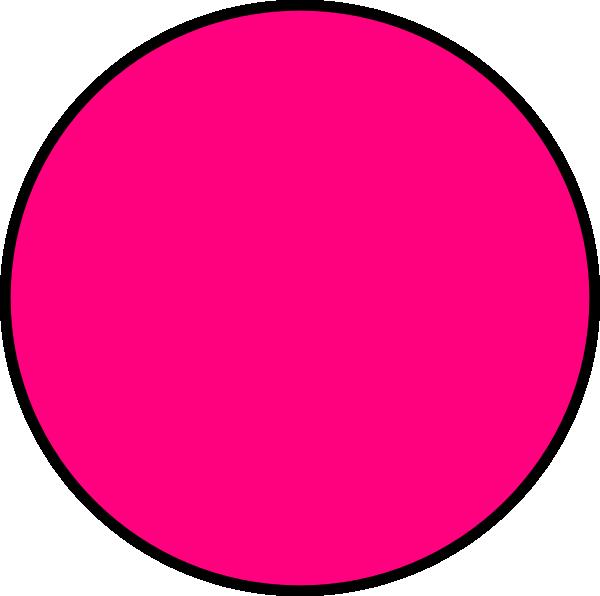 pink circle clip art at clker com vector clip art online royalty rh clker com Blue Circle Clip Art Elegant Circle Border Clip Art