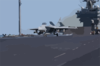 F/a-18 Launches Off The Flight Deck Clip Art