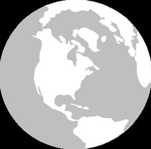 Earth Glob Clip Art At Clker Com Vector Clip Art Online