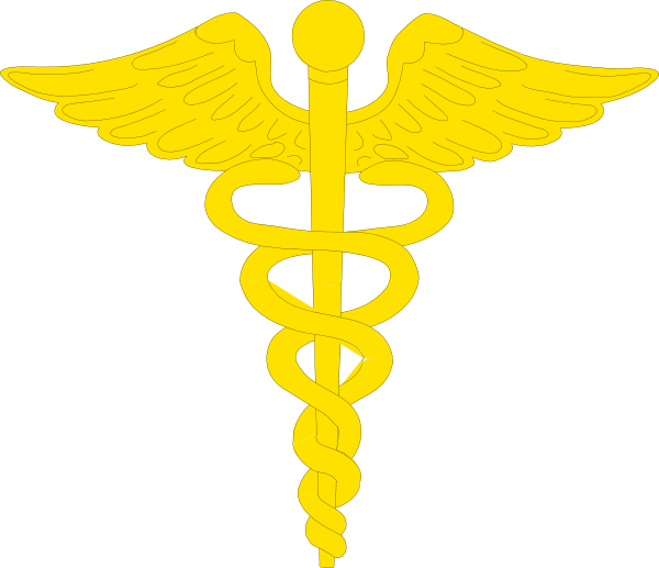 Caduceus Symbol Clip Art Medical Doctor Symbol Clip Art