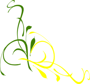 Curly Branch Clip Art