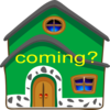 Homecoming Question  Clip Art