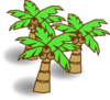 Coconut Trees Clip Art