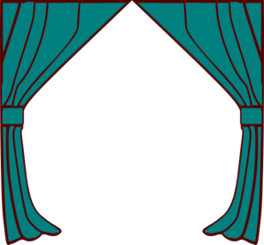 STAGE CURTAINS CLIP ART - Curtains and Blinds