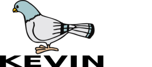 Kevin Pigeon Clip Art