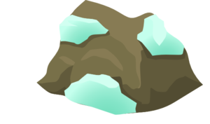 Ilmenskie Rock Beryl Fore Clip Art