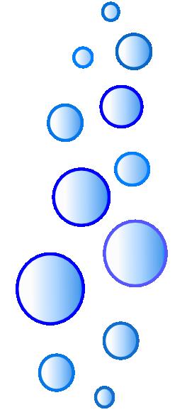 more n more blue bubbles clip art at clker com vector clip art rh clker com bubbles clipart images bubbles clip art free