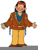 Native Indian Clipart Image