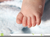 Baby Clipart Foot Free Image