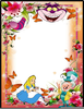 Alice In Wonderland Free Clipart Image