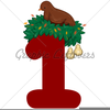 Twelve Days Christmas Clipart Image