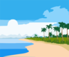 Beachfront Clip Art