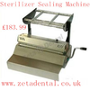 Zetadental Co Uk Sterilizer Sealing Machine Image