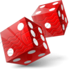 Dice Red 8 Image