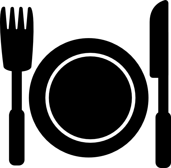 Assiette Clip Art at Clker.com - vector clip art online, royalty free ...