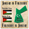 Jordan Is Palestine Image