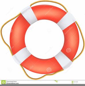 Lifebelt Clip Art - Royalty Free - GoGraph