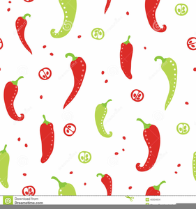 Clipart Chili Peppers Image