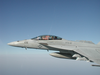 An F/a-18 Super Hornet Assigned To The Black Aces Of Strike Fighter Squadron Forty One Image