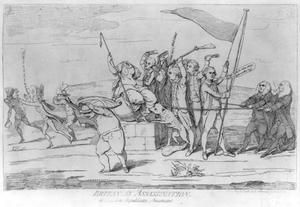 Britania S Assassination, Or -- The Republican Amusement Image