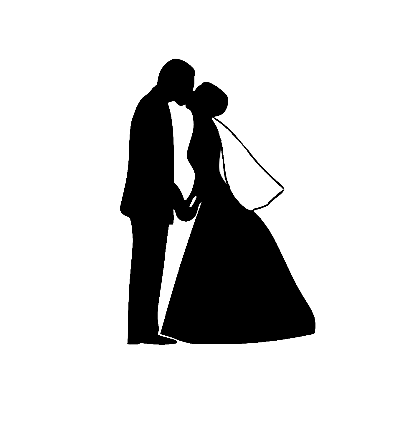 Kiss | Free Images at Clker.com - vector clip art online, royalty free ...