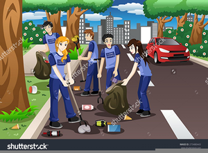 Animated Environment Clipart Image