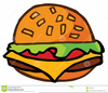 Animated Junk Food Clipart Image