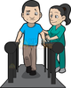 Occupational Therapist Clipart Image