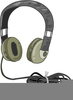 Clipart Ear Buds Image