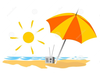 Free Clipart Country Parasol Image