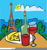 Wine Country Clipart Image
