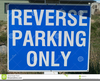 Blue Parking Sign Clipart Image