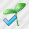 Icon Sprouts Ok Image
