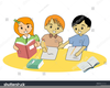 Group Of Children Clipart Free Image