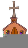 Clipart Churches Building Image
