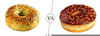 Bagels Donuts Difference Image