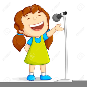 free clipart kids singing free images at clker com vector clip rh clker com